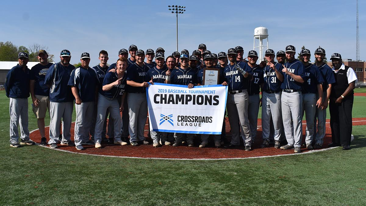 Marian Wins CLT, Punches Ticket to NAIA Tournament | Marian