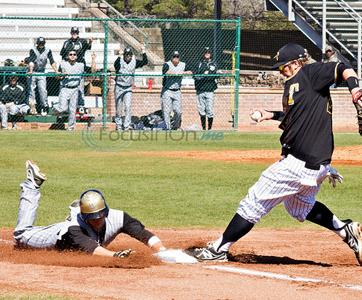 Baseball Splits With Weatherford Tyler Junior College Athletics