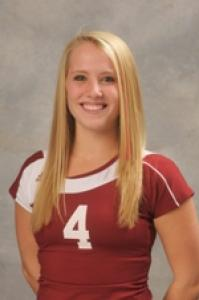 Emily Knight 2010 Volleyball Roster Indiana University Southeast Athletics