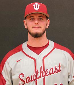 Zach Mann 2020 Baseball Roster Indiana University Southeast Athletics