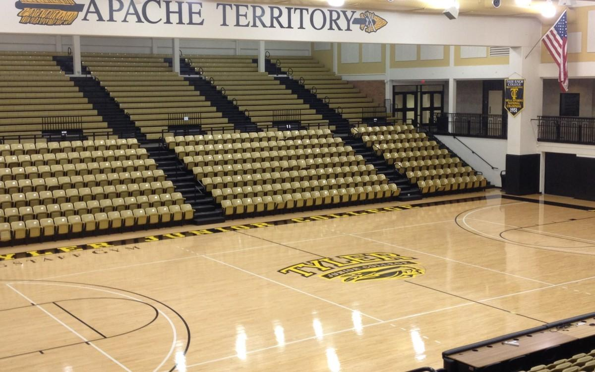 Wagstaff Gymnasium | Tyler Junior College Athletics