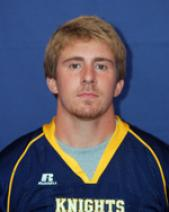 Clay Coomer 2010 Football Roster Marian University Indianapolis Athletics