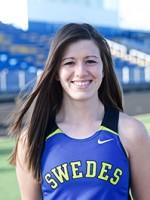 Amy Bosley 2014-15 Women's Indoor Track & Field Roster
