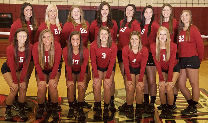 2016 Volleyball Roster Indiana University Southeast Athletics