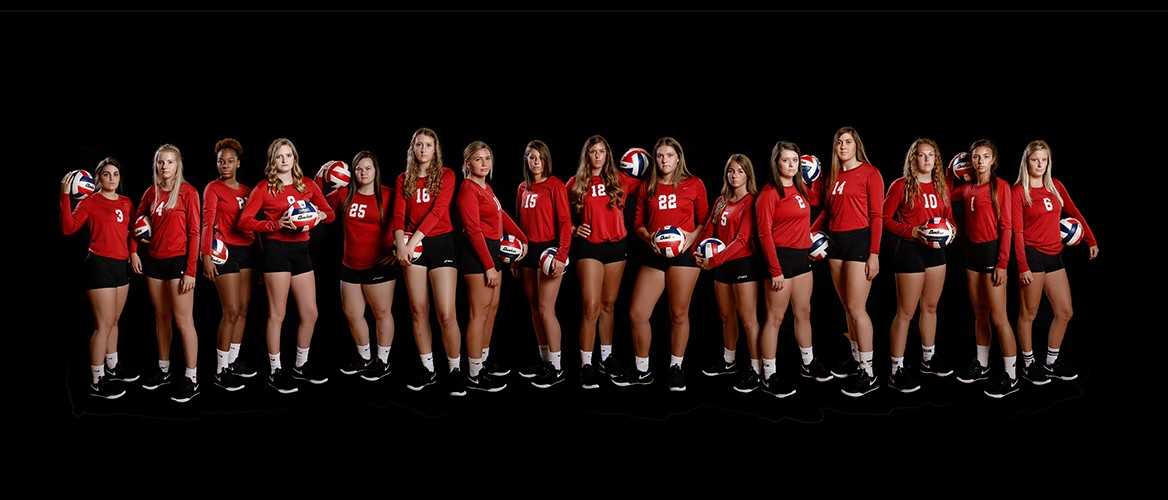 2018 Volleyball Roster Indiana University Southeast Athletics