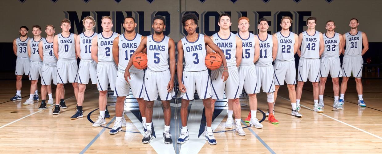 2019-20 Men's Basketball Roster | Menlo College Athletics