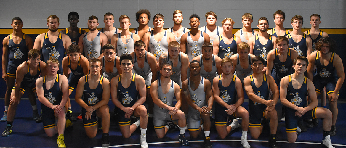 2018 19 Wrestling Roster Marian University Indianapolis Athletics