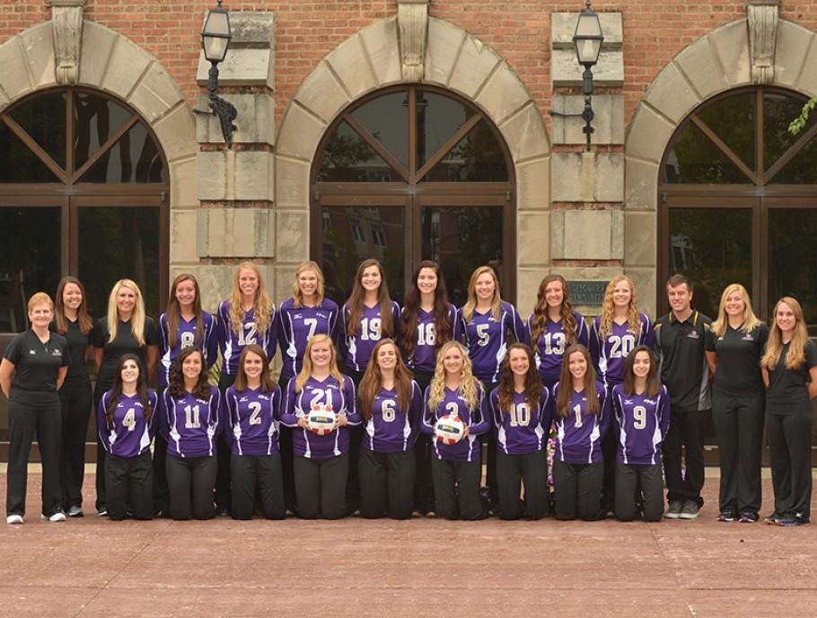 2015 Volleyball Roster Olivet Nazarene University Illinois Athletics