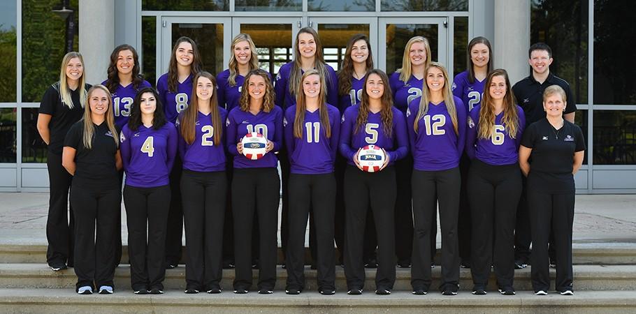 2017 Volleyball Roster Olivet Nazarene University Illinois Athletics