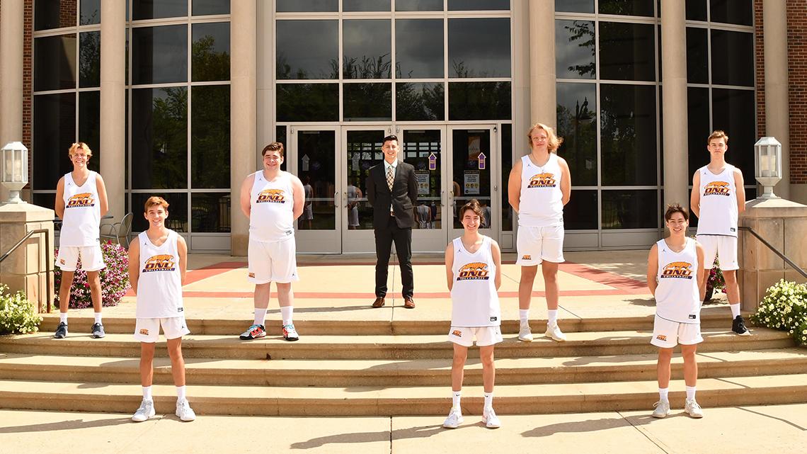 2020 Men S Volleyball Roster Olivet Nazarene University Illinois Athletics
