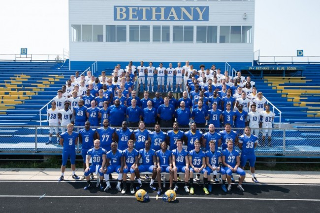2015 Football Roster Bethany College Athletics