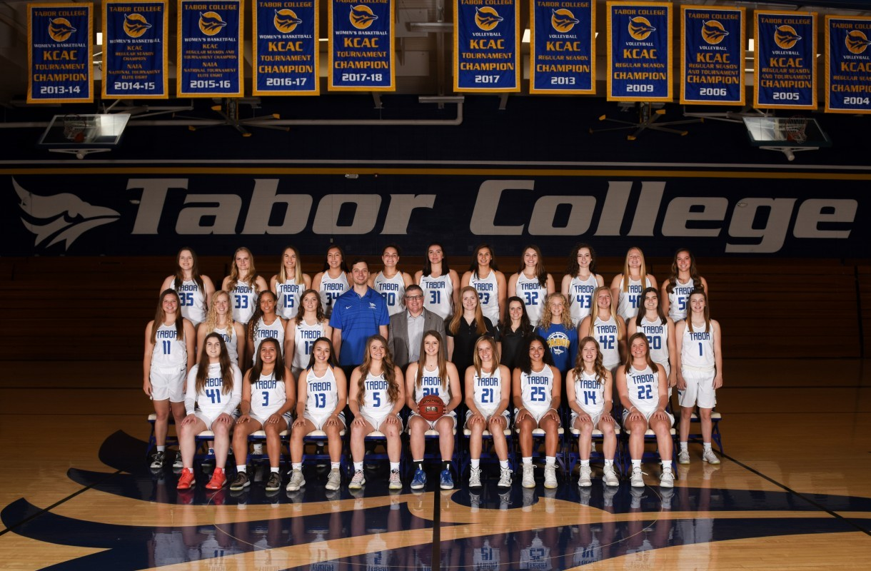 Tabor College 2019 20 Women S Basketball Roster