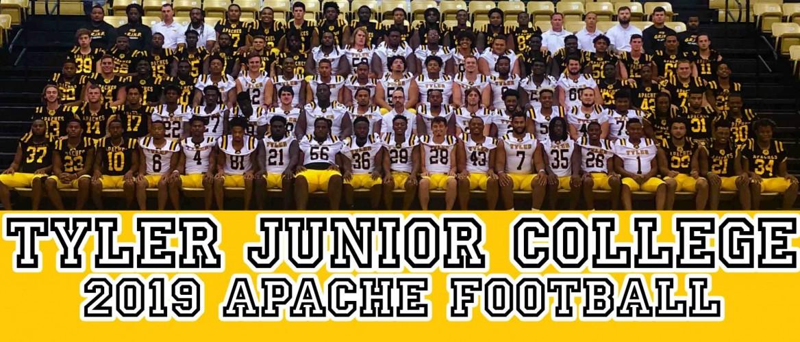 2019 Football Roster Tyler Junior College Athletics