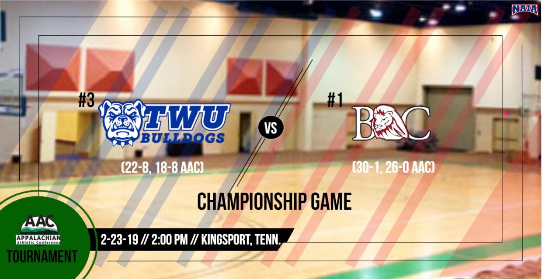Tennessee Wesleyan University - 2014-15 Women's Basketball