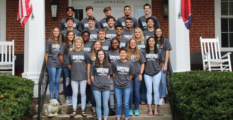 Tennessee Wesleyan University - 2019 Men's Cross Country