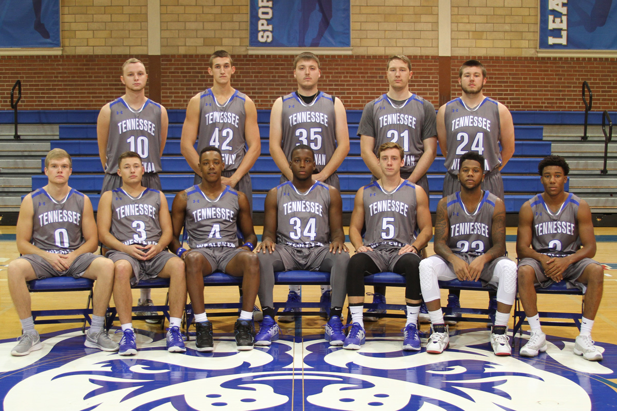Tennessee Wesleyan University - 2016-17 Men's Basketball Roster