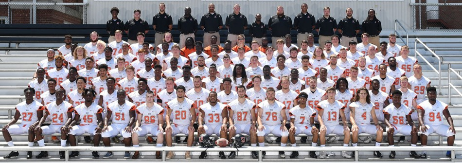 2017 Football Roster Union College Athletics