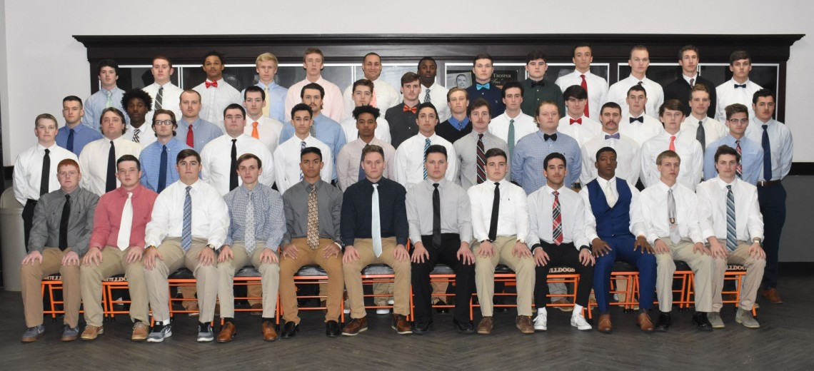2019 Baseball Roster | Union College Athletics