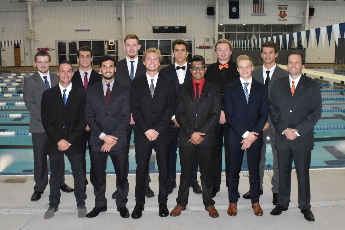 88890a6802 2018-19 Men's Swimming & Diving Roster | Union College Athletics