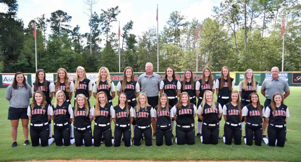 2019 Softball Roster William Carey University Athletics