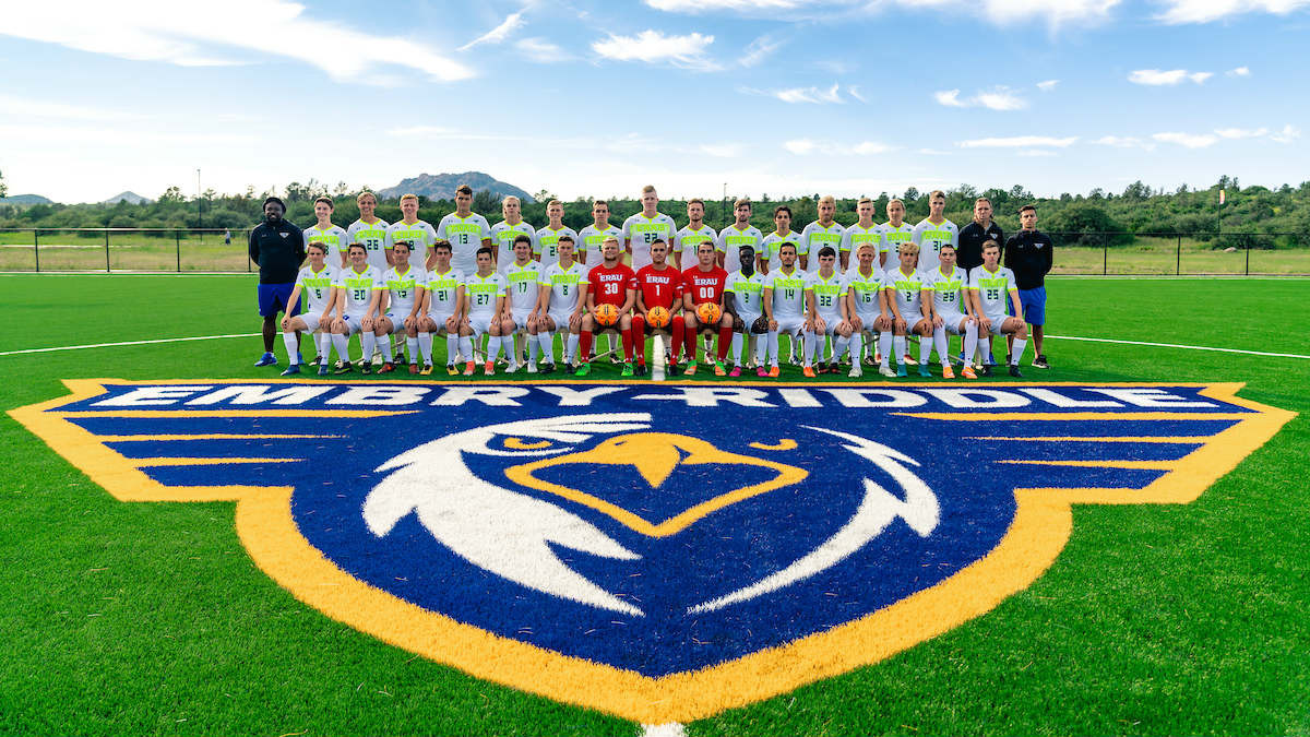 2018 Men S Soccer Roster Embry Riddle Aeronautic University