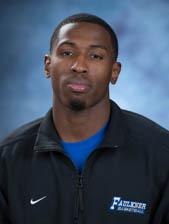 Nick McHenry 2012-13 Men's Basketball - Faulkner University