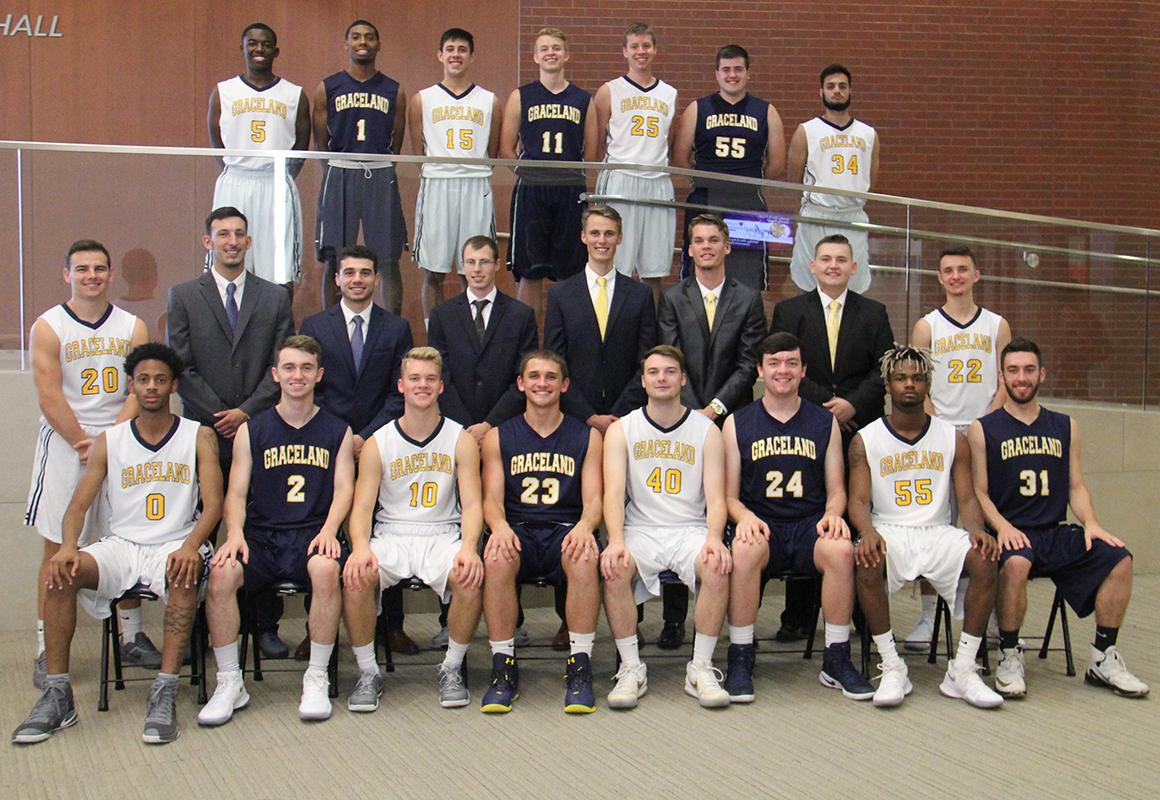 2017-18 Men's Basketball Roster - Graceland University