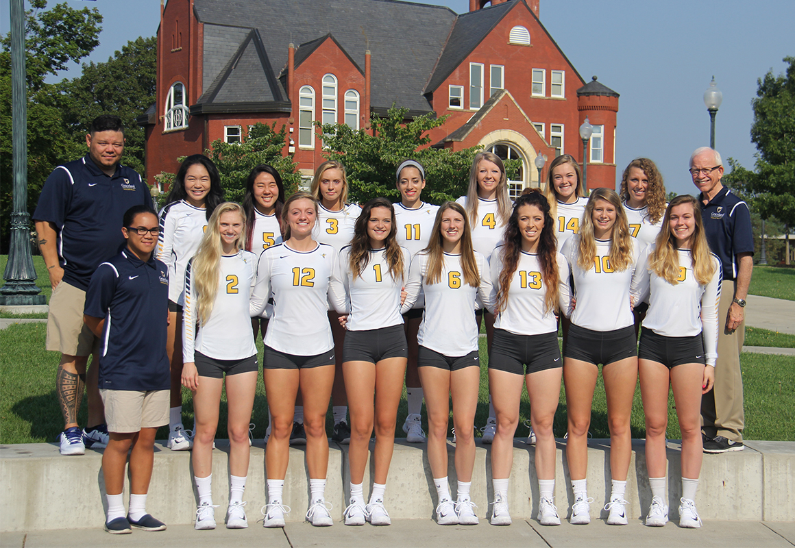 2017 Volleyball Roster Graceland University