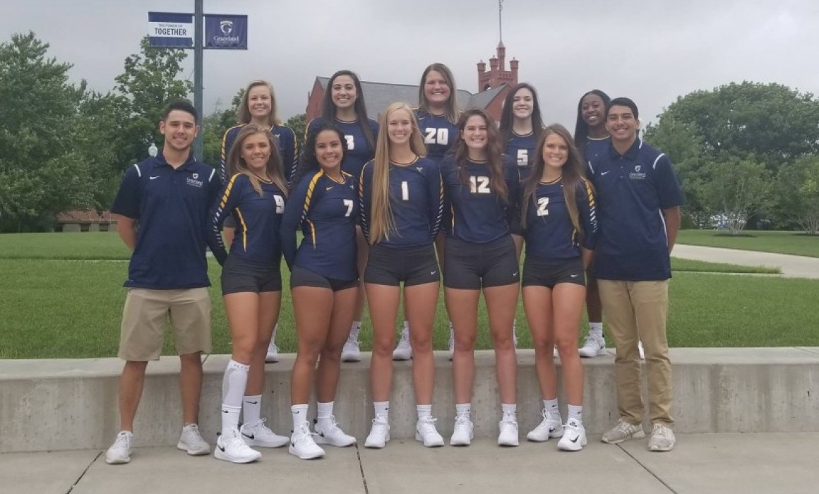 2018 Volleyball Roster Graceland University