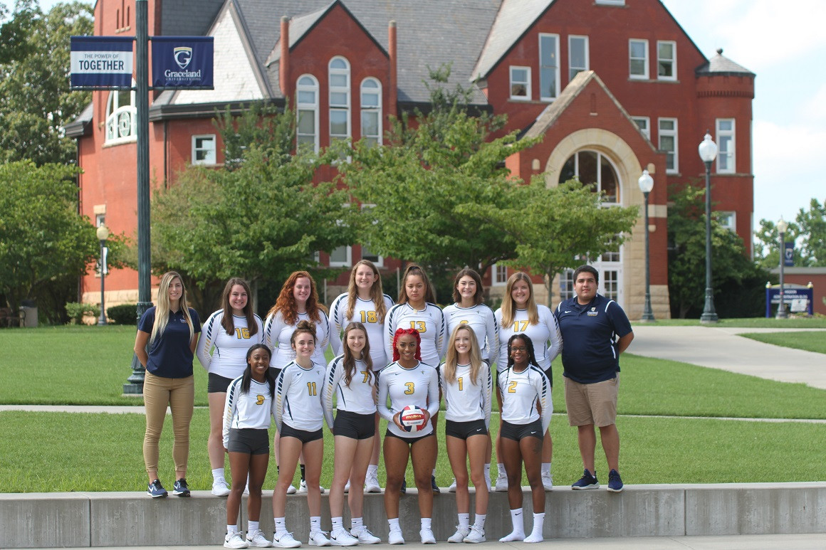 2019 Volleyball Roster Graceland University