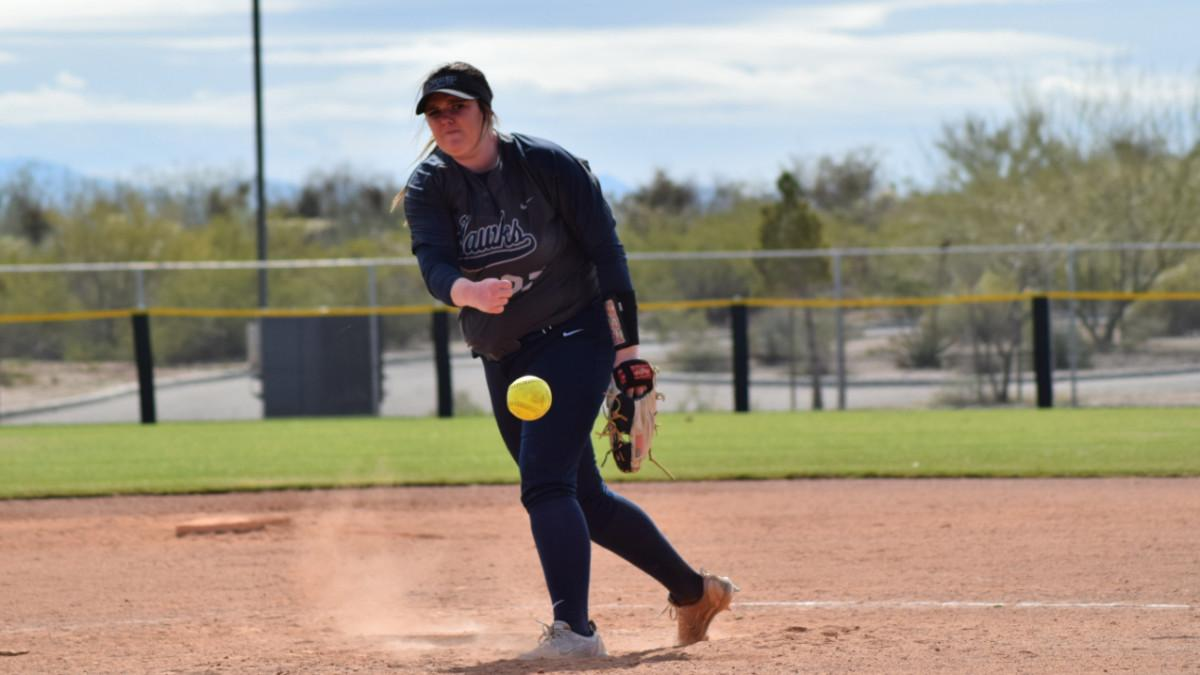 Blue Hawks hang on for two wins in opening games in Tucson