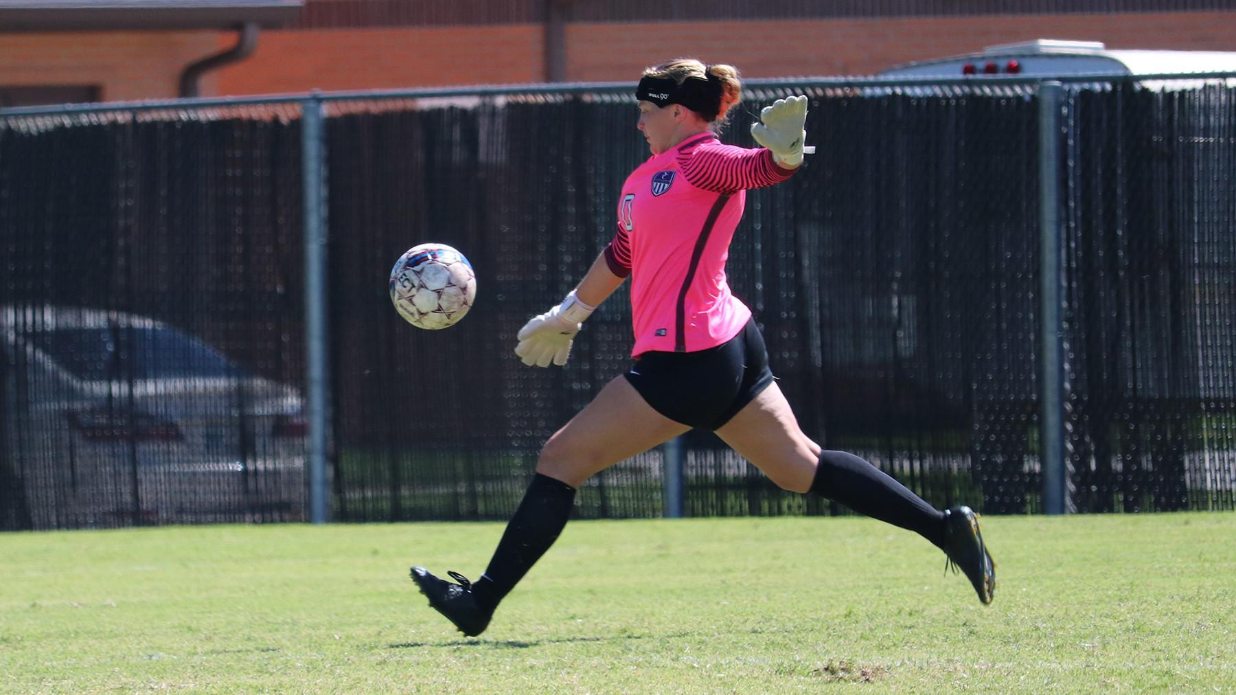 a5ff5669f1c Women s soccer falls in defensive battle to Kansas Wesleyan ...