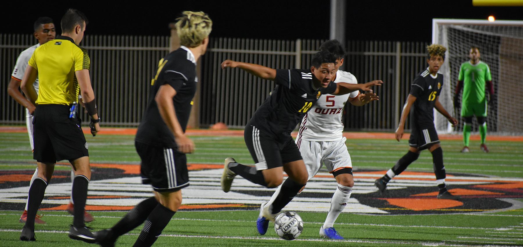 2019 Men's Soccer | Park University Gilbert (Arizona) Athletics