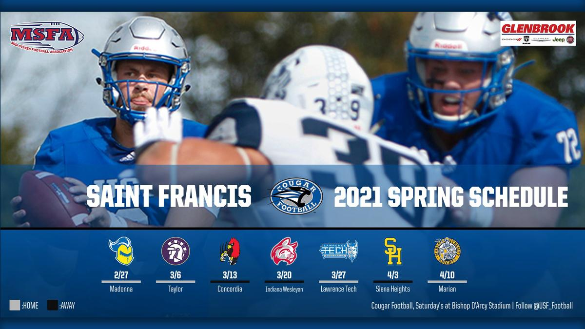2020 Football University Of Saint Francis In Athletics
