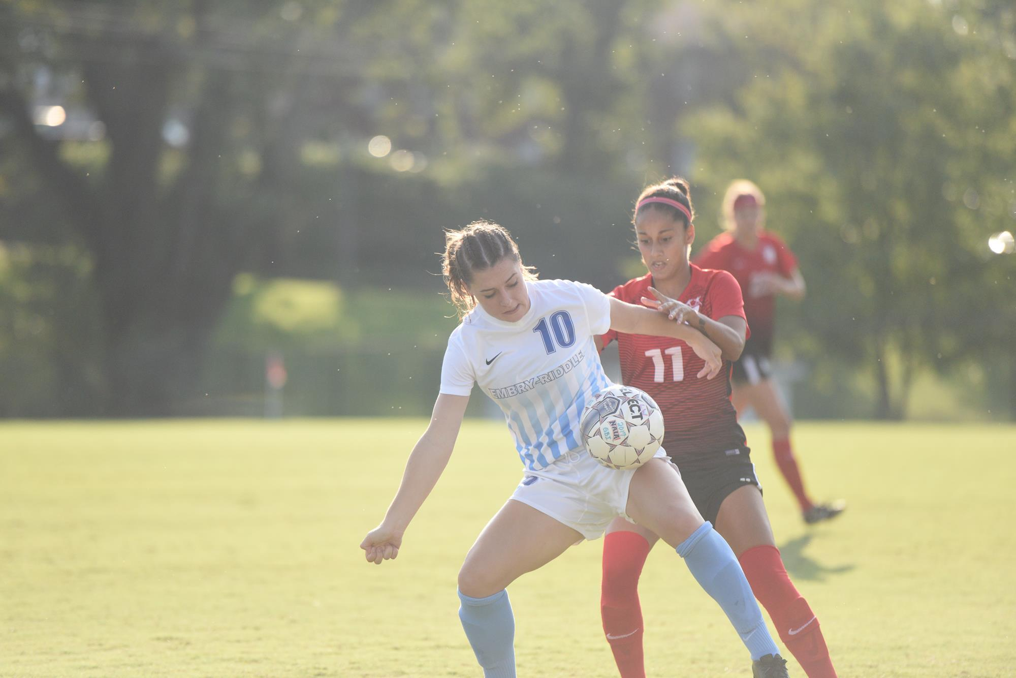 Women S Soccer Earns Tight Win Over Ncaa Dii Humboldt State