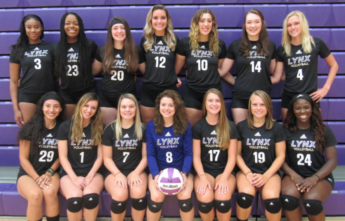 2019 Women S Volleyball Roster Lincoln College Illinois Athletics
