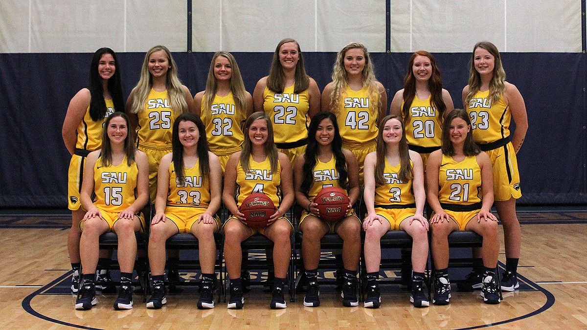 2019 20 Women S Basketball Roster Spring Arbor University