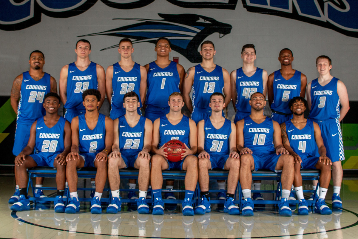 2018 19 Mens Basketball Roster University Of Saint Francis In